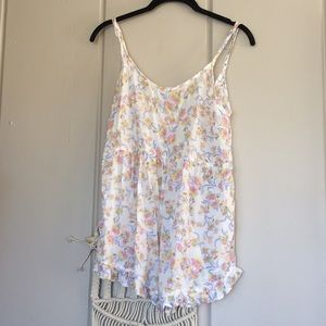 Free People intimately romper
